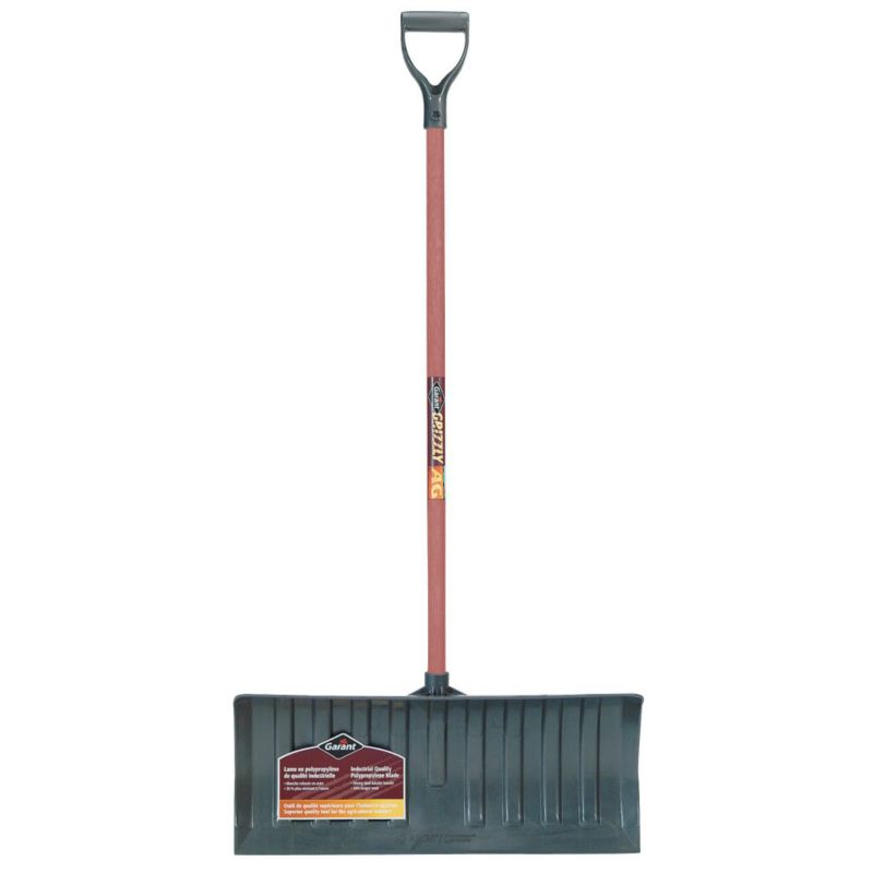 Ames Garant Grizzly Snow Pusher