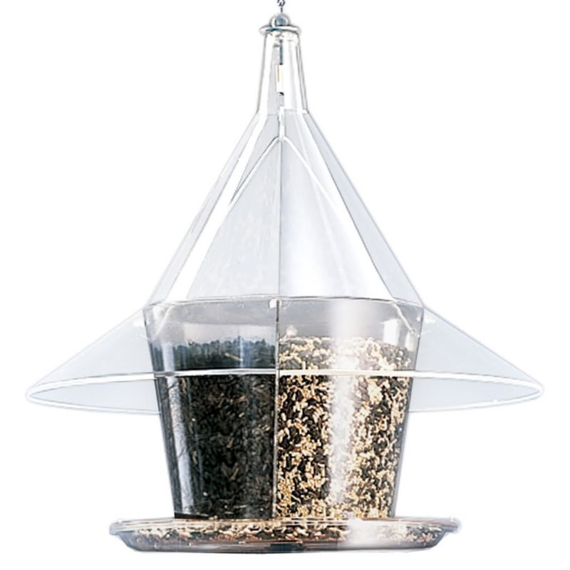 Arundale Sky Cafe Feeder W/ Dividers (APR362 724024936205 Wild Bird Supplies Bird Feeders) photo