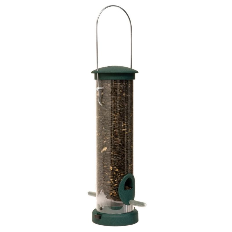 Aspects Small Spruce Quick Clean Tube Seed Feeder