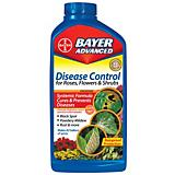 Bayer 32Oz Disease Control Fr Roses N Flowers Conc