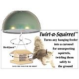 Bird Quest Electronic Bird Feeder Baffle