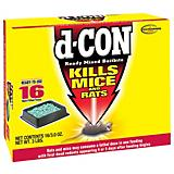 d-CON Ready Mixed Baitbits 3Oz-16 Pk