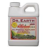 Dr Earth 16Oz Liquid Solution Pro Biotic