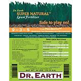 Dr Earth Super Natural Lawn Fertilizer 40 lbs