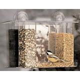 Duncraft Songbird 1 Way Mirror Wndw Bird Feeder