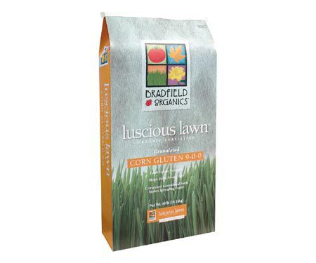 Luscious Lawn Corn Gluten Organic Fertilizer