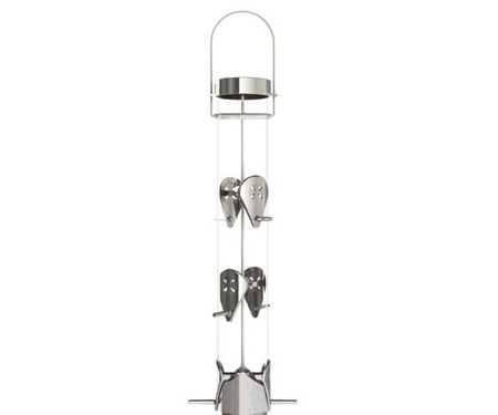 Classic Finch Feeder With Ring Pull