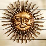 Design Toscano Sloane Square Sun Plaque