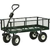 Drop Side Nursery Cart 600 lb