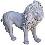 Regal Lion Of Grimshaw Manor Statue