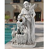 St. Francis Life Giving Waters Fountain Statue