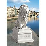 Base For Lion Of Florence Statue