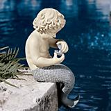 The Oceans Little Treasures Statue