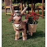 Pancho The Burro Statue