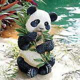 Tian Shan The Panda Statue