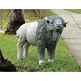 Great White Buffalo Statue