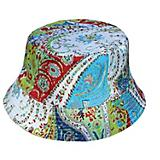 Womanswork Paisley Hat