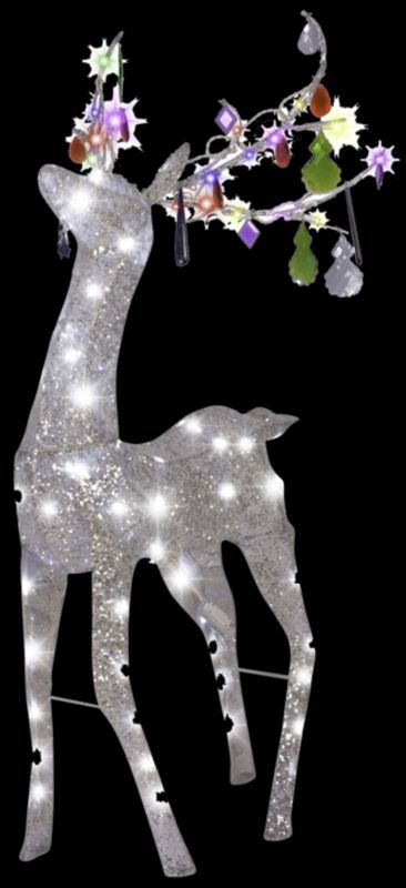 Jeweld Crystal ChandleDeer Mlt