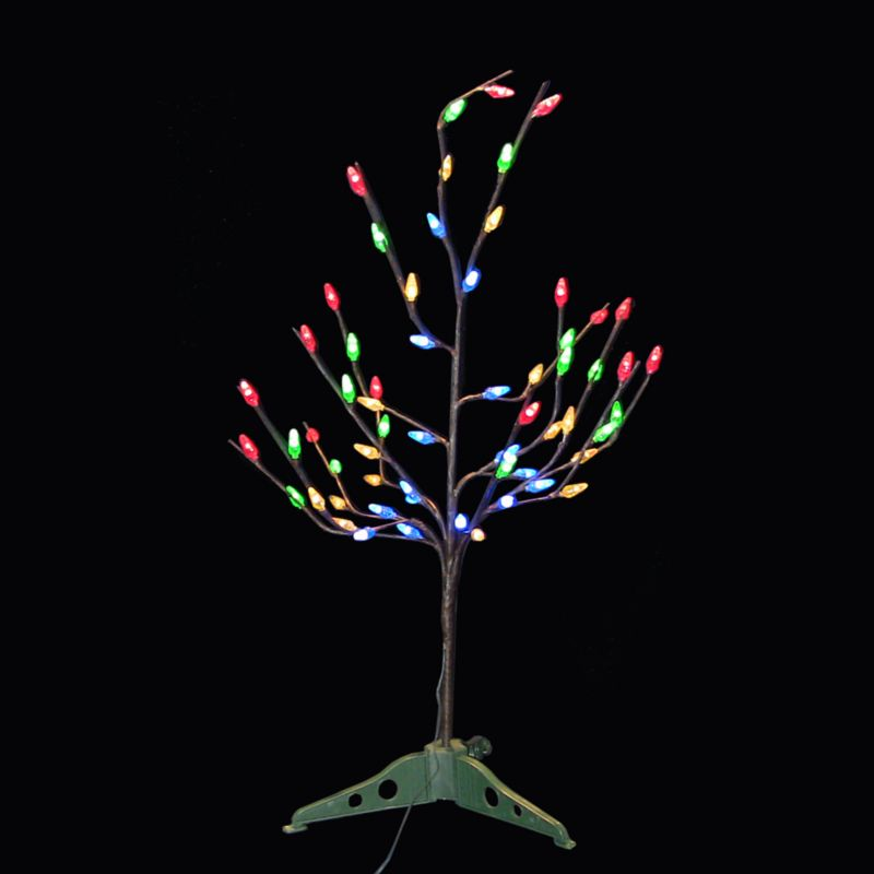 Tree With Pvc Coverbrn 96 Mlt Led