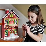 Home Bazaar Christmas House Advent Calendar