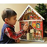 Home Bazaar Santas Attic Advent Calendar