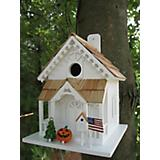 Home Bazaar Seasons Tweetings Birdhouse