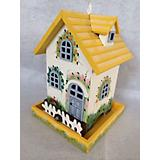 Home Bazaar Flower Cottage Bird Feeder
