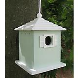 Home Bazaar Bermuda Birdhouse Light Blue