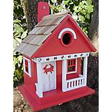 Home Bazaar Crab Cottage Birdhouse
