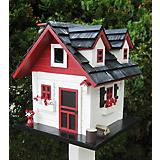 Home Bazaar Cottage Charmer Cherry Hill Birdhouse