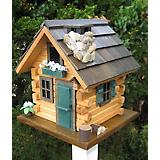 Home Bazaar Country Comfort Birdhouse
