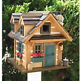 Home Bazaar Rustic Retreat Bird House