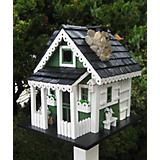Home Bazaar Cottage Charmer Greenacres Bird House