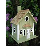 Home Bazaar Parkside Cottage Bird House