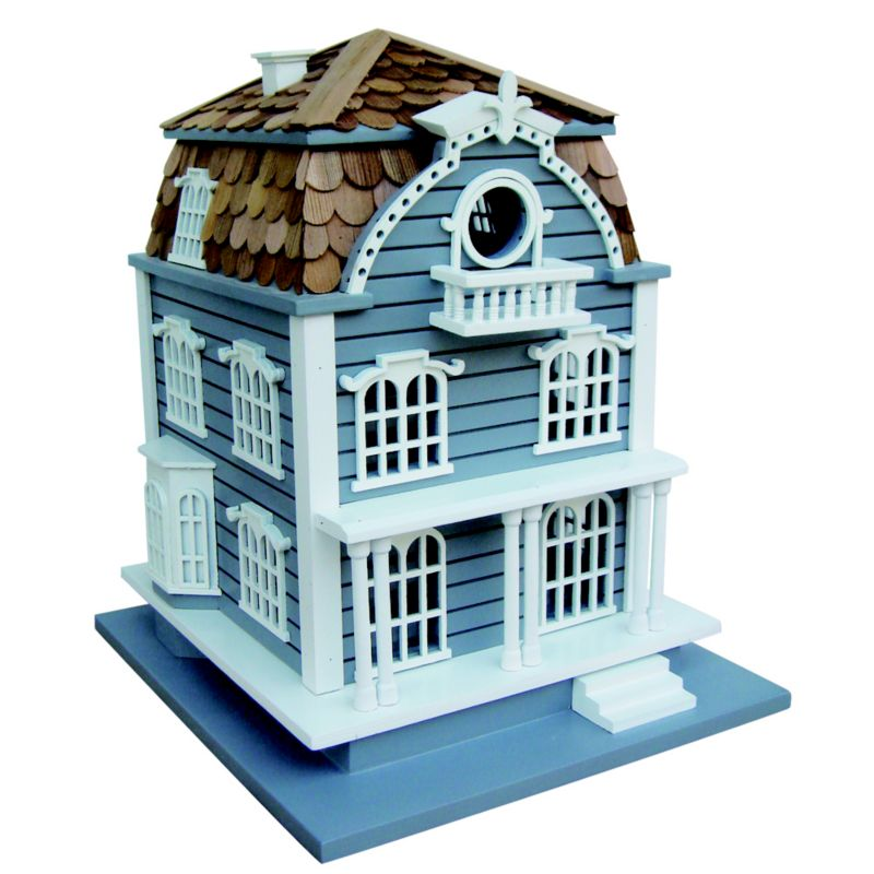 Home Bazaar Sag Harbor Bird House (HOME BAZAAR INC HB-2031 812673011937 Wild Bird Supplies Bird Houses) photo