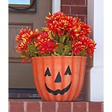 Griffith Creek Fiberclay Pumpkin Face Planter