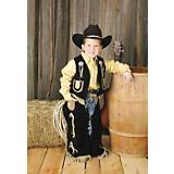 Tough-1 Kids Chap/Vest Set Horseshoes
