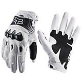 Fox Racing Bomber Glove White