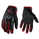 Fox Racing Bomber Glove Red