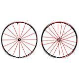Racing Zero 2-Way 700c Clincher Wheelset