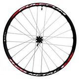 Red Metal 1 XL 26in 9mm/15mm T-A F IS-Disc Wheel