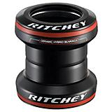 Ritchey Superlogic Headset 1-1/8in Thrdls Blk/Red