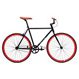CC Fixie-BMX Black/Red