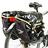 Tour De France Bordeaux Pannier Bags Black