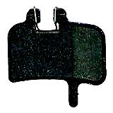 Promax Disc Brake Pads For Promax Black/Blue