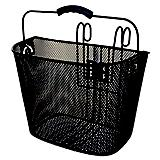 Ventura Quick Mount Wire Basket Black