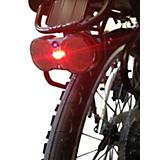 M Wave Rear Rack Light Red Universal Fit
