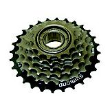 Shimano Freewheel 14-28 Teeth 6 Speed Brown/Black