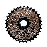 Shimano Cassette 9 Speed Brown Universal Fit
