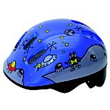 Ventura Reflexive Space Childrens Helmet Blue